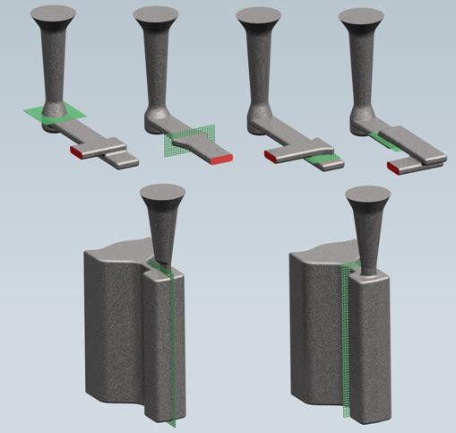 Применение фильтров при литье
